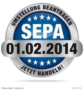 SEPA - Umstellung beantragen - Jetzt Handeln!